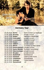 Tourdaten 3