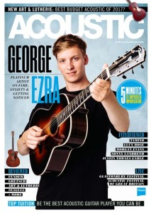 acoustic mag cover