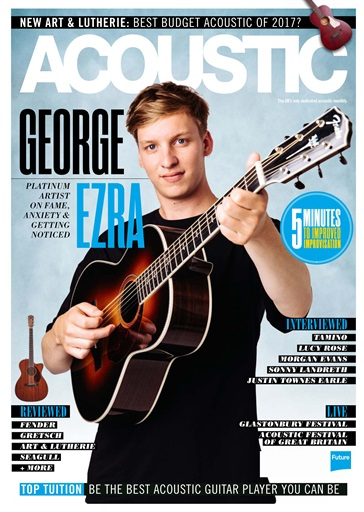 New 5 Review In From Country Music Magazinedan Raza